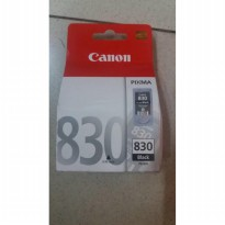 Cartridge Canon PG-830 Black ORIGINAL