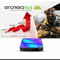 Android Tv Box X88 Pro 10 RAM 4GB ROM 128GB RK