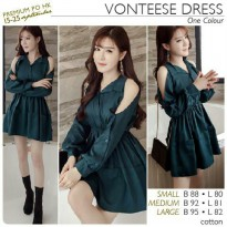 Pro Vonteese Tosca Mini Dress