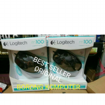 Mouse Logitech kabel M100 ORIGINAL