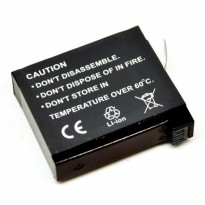 Rechargeable Battery GoPro Hero 4 3.7V 1160mAh – AHDBT-401 (OEM)