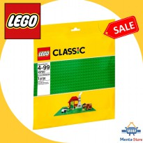 LEGO Classic # 10700 Basic 32 x Green Building Base Plate Base Plate