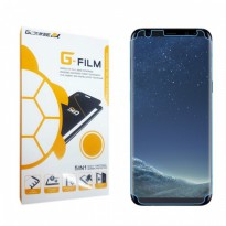 Gobukee Curved TPU Full Cover Screen Protector for Samsung Galaxy S8 (5.8