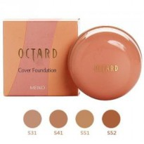 [Meiko] Octard Cover Foundation 20gr  Original Japan