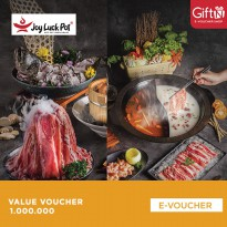 Joy Luck Pot - Value Voucher 1.000.000