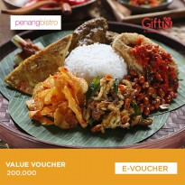 Penang Bistro - Value Voucher 200.000