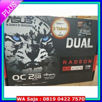 [Recommended] ASUS Dual series Radeon RX 460 OC edition 2GB GDDR5