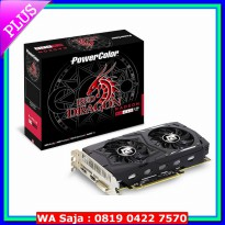 (AMD Series - ATI) PowerColor RX 460 RED DRAGON 4GB Dual Fan