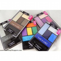 Wet n Wild Color Icon Eyeshadow 5 colors