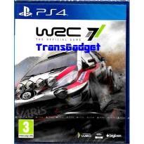 [Sony PlayStation PS4] WRC 7 - The Official Game