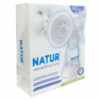 NATUR MANUAL BREAST PUMP - BEST BUY