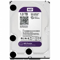 WD Caviar Purple 1TB - HD Hardisk Internal 3.5' for CCTV Surveillance