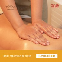 Acqua Spa and Wellness Body Treatment 90 Menit