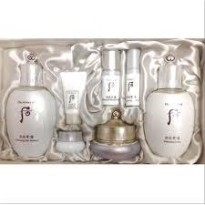 The History of Whoo Seol Cream Special Set Brightening Gel
