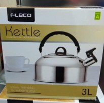 TEKO AIR FLECO WHISTLING KETTLE 3 LITER LB0040