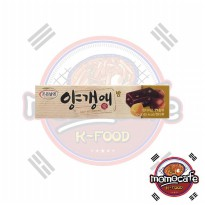 O-Happy Day Sweet Jelly Sweet Jelly Chestnut Bar - Naugat Rasa Kacang Kastanye 50g