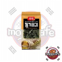 Yangban Rumput Laut Dengan Minyak Perila - Seasoned Laver With Perilla Oil 3pcs