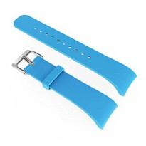 [poledit] Dreaman Silicone Watch Replacement Band Strap For Samsung Gear Fit 2 SM-R360 Sky/14577026