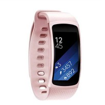 [poledit] Dreaman Luxury Silicone Watch Replacement Band Strap For Samsung Gear Fit 2 SM-R/14577078