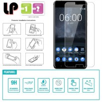 LP HD Tempered Glass Nokia 3