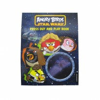 Angry Birds Star Wars Play Book