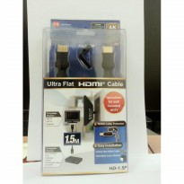 Kabel HDMI / PX Ultra Flat HDMI Cable HD - 2F - 2M