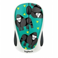 Mouse Wireless Logitech M238 Party Collection Gorilla
