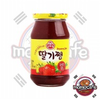 Ottogi Strawberry Jam Selai Strawberry Korea 500gr