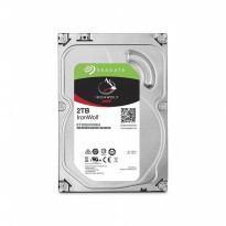 Seagate Iron Wolf / IronWolf 2TB - Hardisk Internal 3.5' for NAS