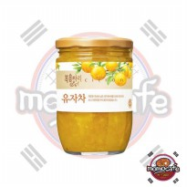 620gr Bokumjari Honey Citron Tea - Konsentrart Teh Madu Jeruk Made In Korea