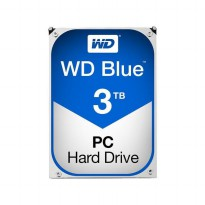 WD Caviar Blue 3TB - HD / HDD / Hardisk Internal 3.5' for PC