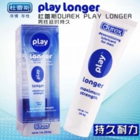 DUREX PLAY LONGER - USA (GEL BUAT TAHAN LAMA)