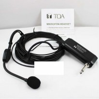 Mikrophone Headset Toa ZM Mik Microphone Mic
