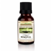 Happy Green Mindful Oil (5 ml) - Minyak Blend untuk Fok