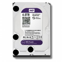 WD Caviar Purple 4TB - HD Hardisk Internal 3.5' for CCTV Surveillance