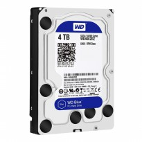WD Caviar Blue 4TB - HD / HDD / Hardisk Internal 3.5' for PC