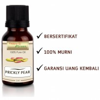 Happy Green Prickly Pear Seed Oil (5 ml)- Minyak Cactus