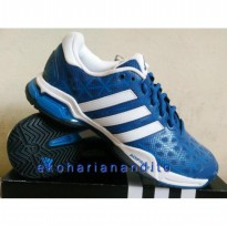 Adidas Barricade Club Blue/White.