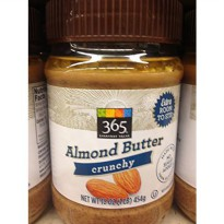 [poledit] Whole Foods Market, Austin TX 365 Everyday Value Crunchy Almond Butter (R2)/14292786