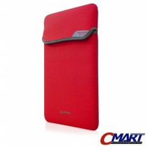 Capdase 15 inch Sleeve Case Tas Sarung Laptop Bag RED - PK00M150-S091