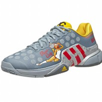 Adidas Barricade 2015 Lucky Lady Grey/Yellow