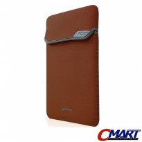 Capdase 15 inch Sleeve Case Tas Sarung Laptop Bag BROWN PK00M150-S081