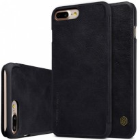 Nillkin Qin Leather Flip Case iPhone 7 Plus Black