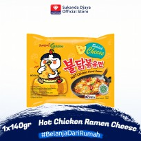 Samyang Hot Chicken Ramen Cheese 140 gr