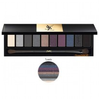 YSL COUTURE VARIATION 10-COLOR EYE PALETTE TUXEDO