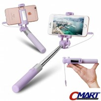 Robot Tongsis Kabel Selfie Stick Stik Monopod Wired Cable - ROB-RT-S05