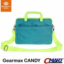 Gearmax 11 - 11.6 inch Tas Selempang Laptop Slim Bag GMX-GM3936-11-BL