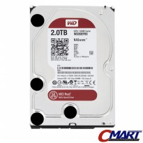 WD Caviar Red 2TB 3.5' HD HDD Hardisk Harddisk Internal - WD20EFRX