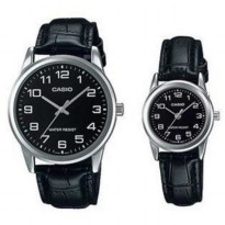 Jam Tangan Couple Casio Couple Casio Original V001L-1B Harga Sepasang