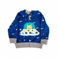 Carter's Summer Light Hooded Jacket / Space Man